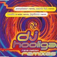 DJ Hooligan - Rave Nation - The Remixes (1994) [FLAC]