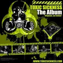 VA - Toxic Sickness - The Album (2015) [FLAC]