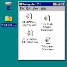 T>I - Integrated 2.0 (2021) [FLAC]