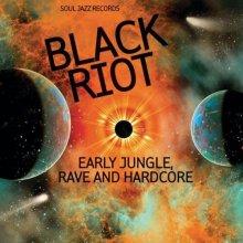 VA - Black Riot (Early Jungle, Rave And Hardcore) (2020) [FLAC]