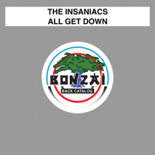 The Insaniacs - All Get Down (2017) [FLAC]