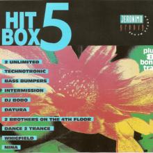 VA - Hit Box 5 (1994) [FLAC]