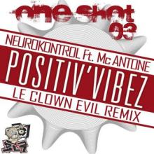 Neurokontrol - One Shot, Vol. 3 (2016) [FLAC]