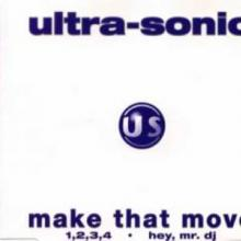 Ultra-Sonic - Make That Move (1995) [FLAC]