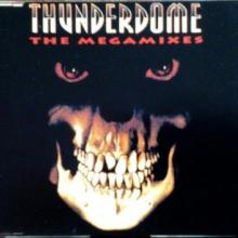 The Dreamteam - Thunderdome - The Megamixes