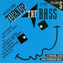 VA - Turn Up The Bass - Volume 5 (1990) [FLAC]