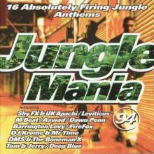 VA - Jungle Mania 94 (1994) [FLAC]