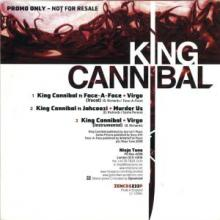 King Cannibal - Murder Us / Virgo (2009) [FLAC]