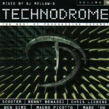 Technodrome Volume 18