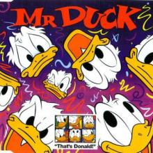 Donald Duck - Mr Duck (That's Donald!) (1995) [FLAC]