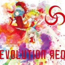 VA - EVOLUTION RED