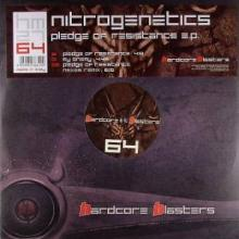 Nitrogenetics - Pledge Of Resistance (2008) [FLAC]