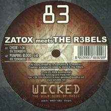 Zatox - Choir / Pumping Blood (2009) [FLAC]