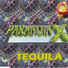 Paranoia X - Tequila (1994) [FLAC]