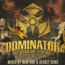VA - Dominator 2017 - Maze Of Martyr [FLAC]