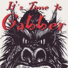 VA - It's Time To Gabber (1995) [FLAC]