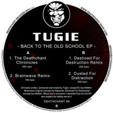 Tugie - Back To The Old School (2014) [FLAC]