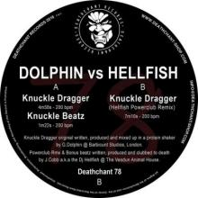 Dolphin vs. Hellfish - Knuckle Dragger (2016) [FLAC]