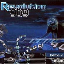 Delta 9 - Revolution 909 (2000) [FLAC]