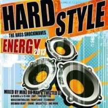 Hardstyle Energy The Bass Shockwaves 2013 vol2 Mixed By Mike