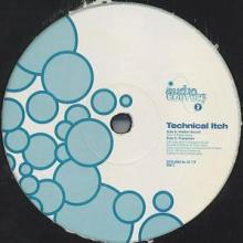 Technical Itch - Hidden Sound (Dom & Roland Remix) / Protection (1998) [FLAC]
