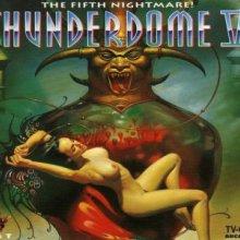 VA - Thunderdome 5 (1994) [FLAC]