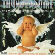 VA - Thunderdome - The Megamix Of Thunderdome 1-5! (1994) [FLAC]