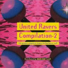 VA - United Ravers Compilation 2 (1995)