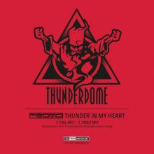 Promo - Thunder In My Heart (2016) [FLAC]