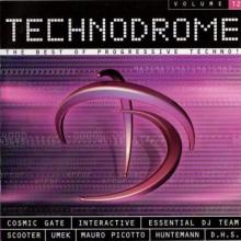 Technodrome Volume 12