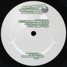The Untitled - Uncompromising Analog Terror (2014) [FLAC]