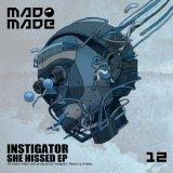Instigator - She Hissed EP (2018) [FLAC]