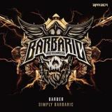 Barber - Simply Barbaric (2021) [FLAC]