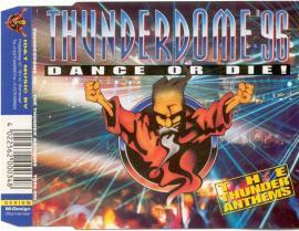 VA - Thunderdome '96 - The Thunder Anthems (1996) [FLAC]