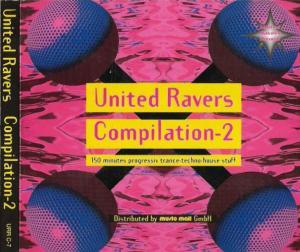 VA - United Ravers Compilation 2 (1995)