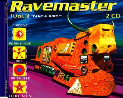 VA - Ravemaster Vol. 3 (1997) [FLAC]