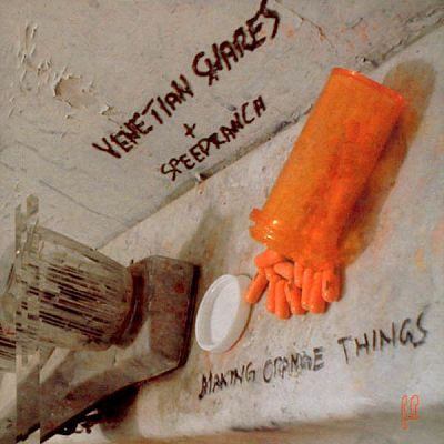 Venetian Snares + Speedranch - Making Orange Things (2001) [APE]
