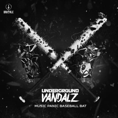 Underground Vandalz - Music Panic Baseball Bat (2016) [FLAC]